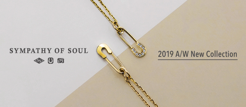 SYMPATHY OF SOUL 2019AW Collection