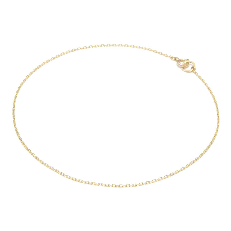 Stay By Me Anklet