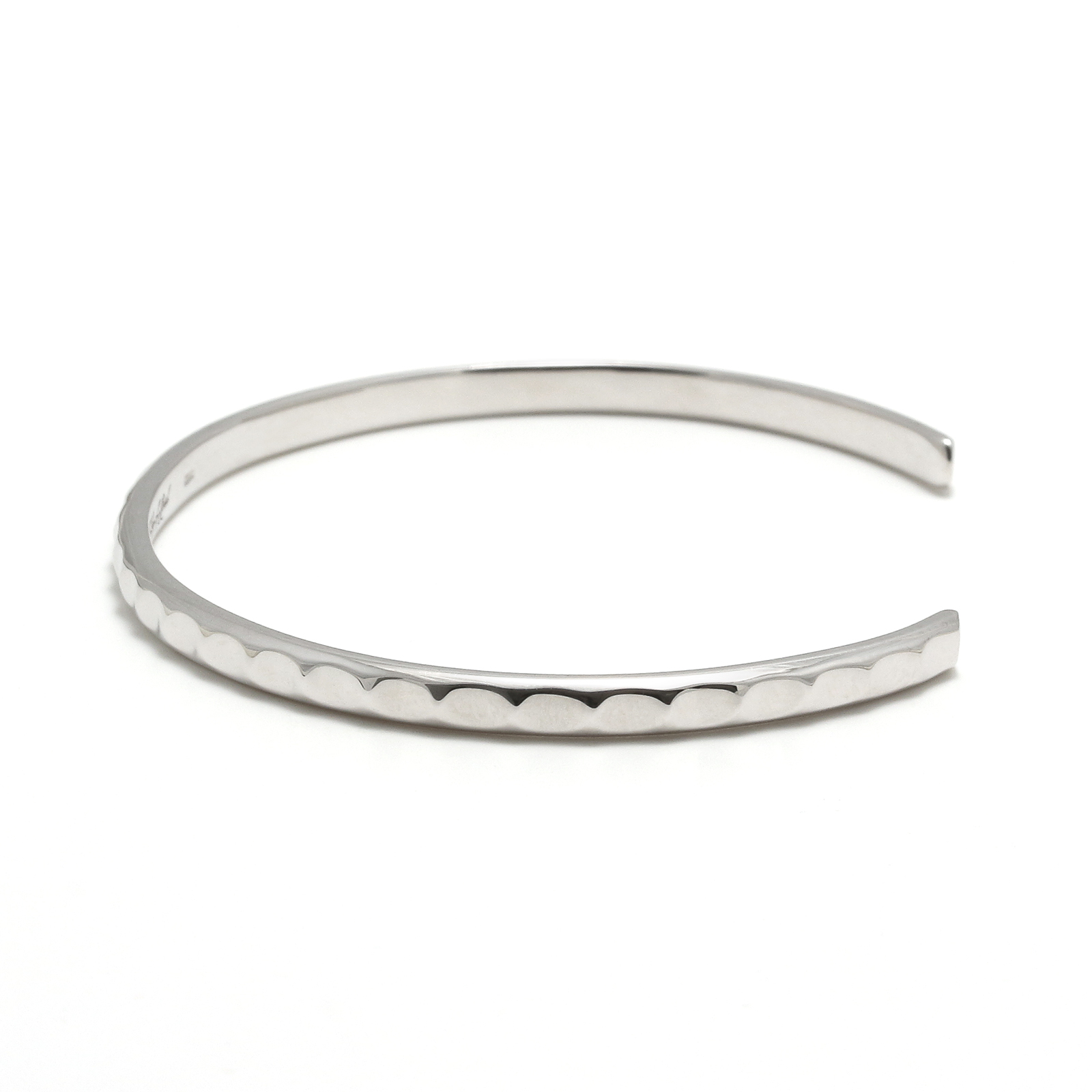 Brilliance Bangle - K18White Gold