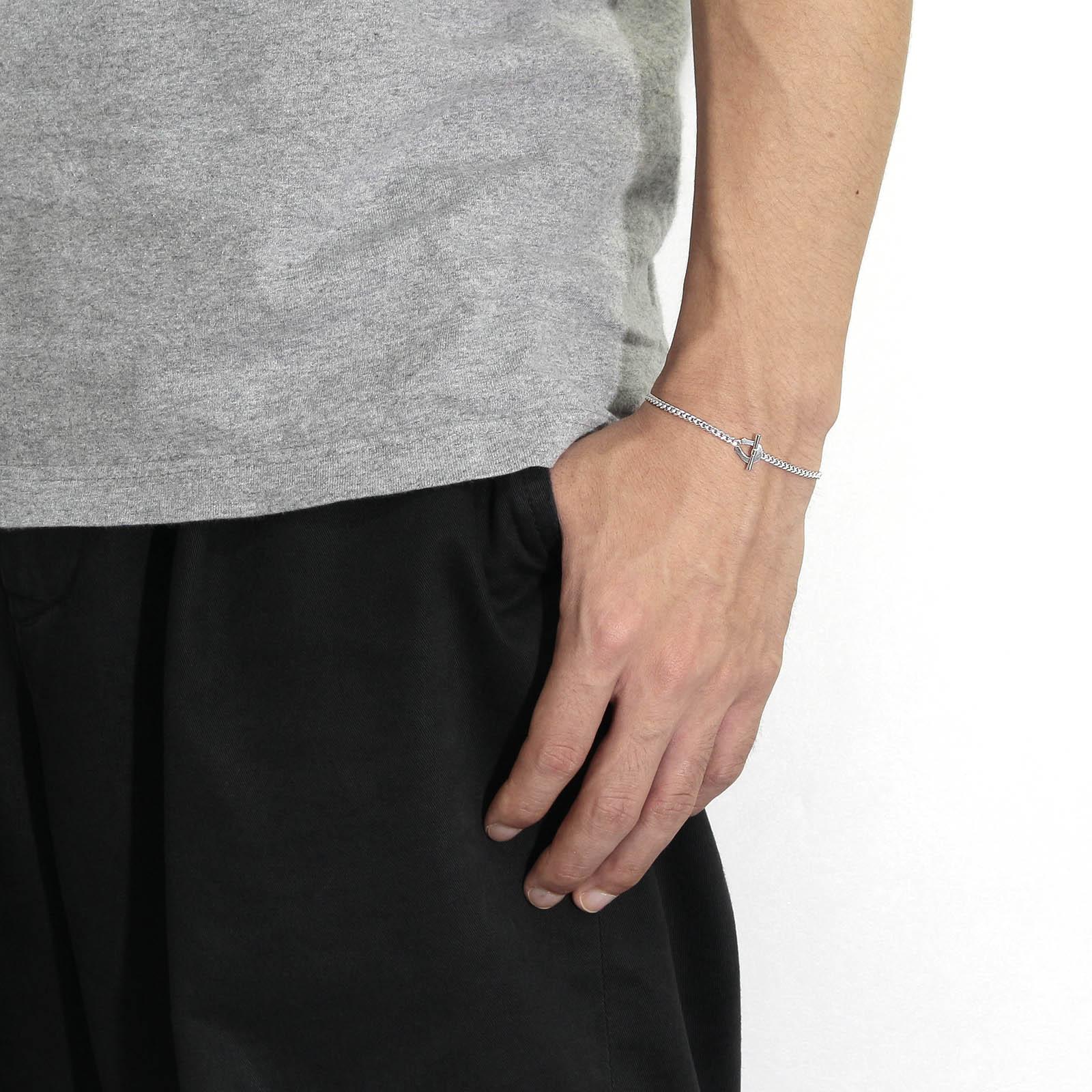 Classic Chain Bracelet - Silver