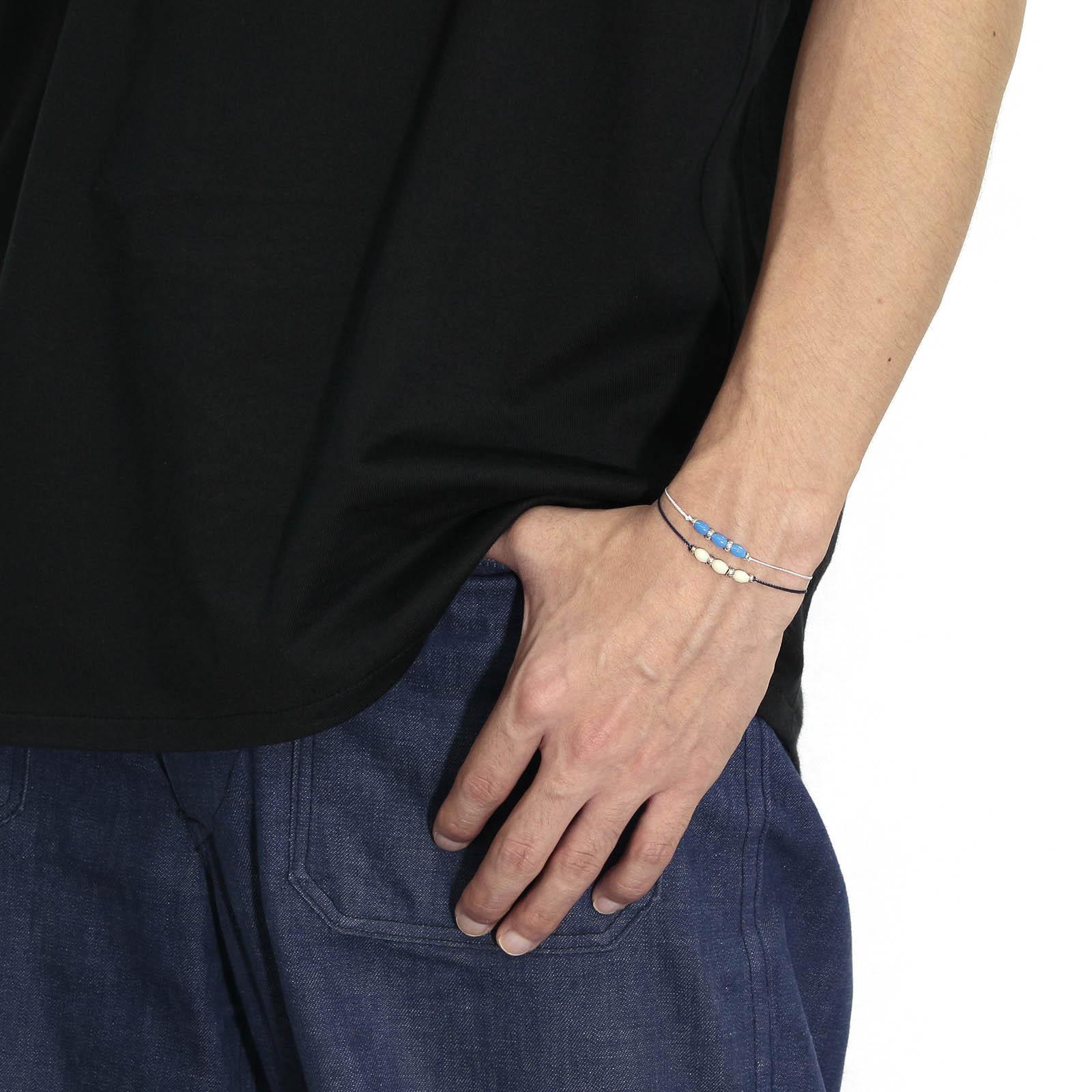 LEON別注 One Mile Jewelry PDS Beads Bracelet