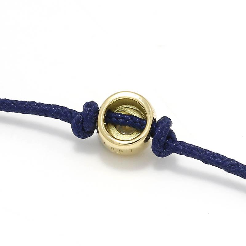 One LG Diamond Bracelet - K18Yellow Gold w/Laboratory Grown Diamond