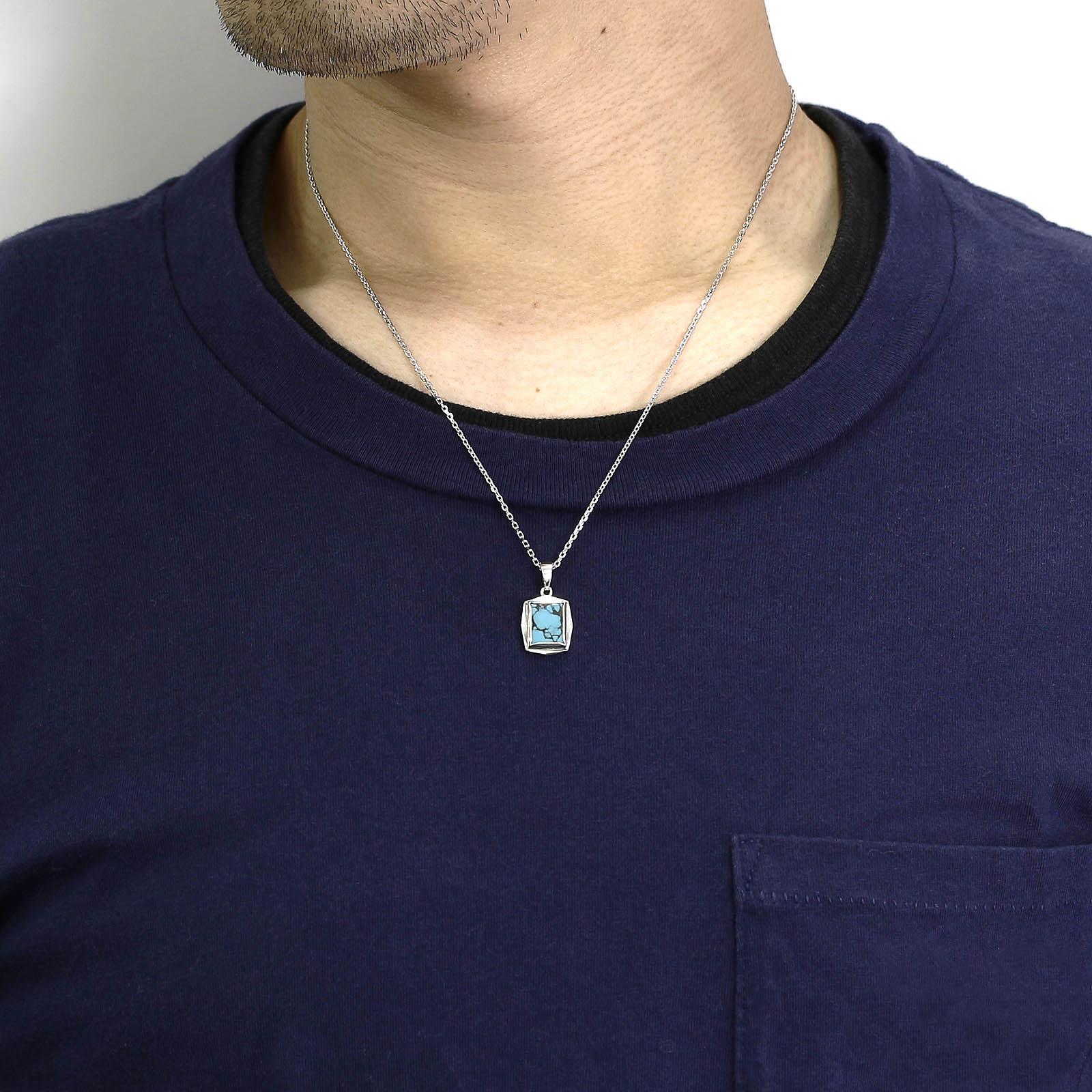 Silver Square Cable Chain 1.6mm