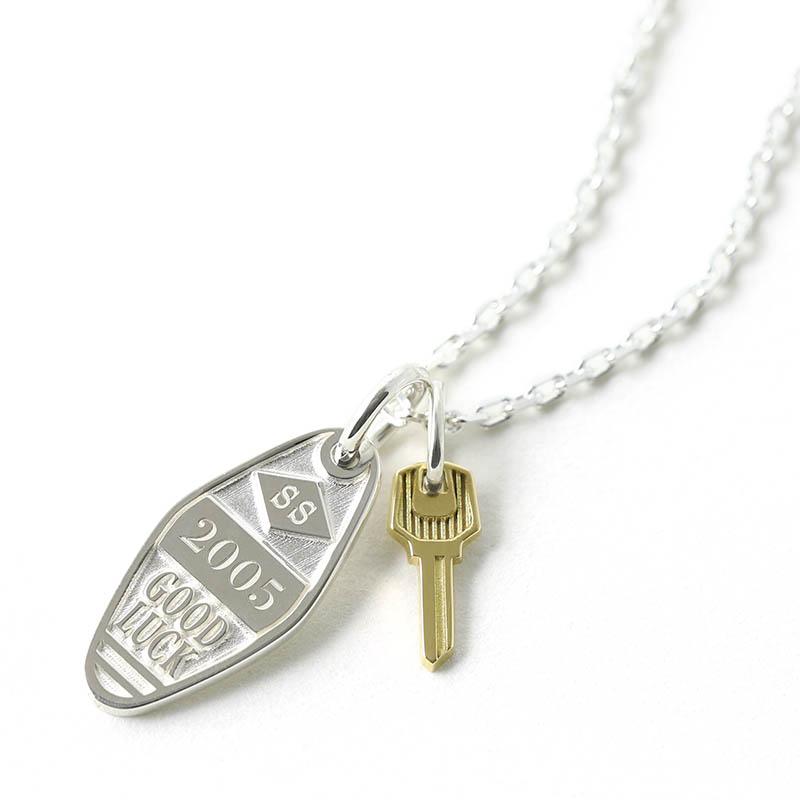 Motel Key Necklace