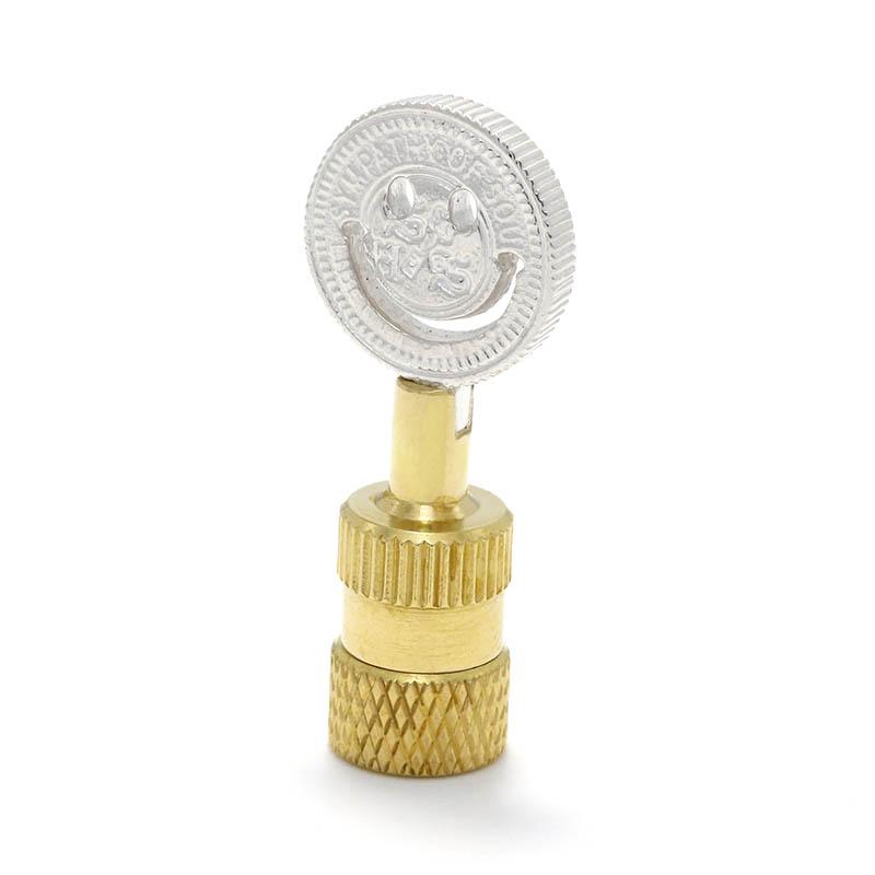 Collaboration Valve Cap - Smile Coin