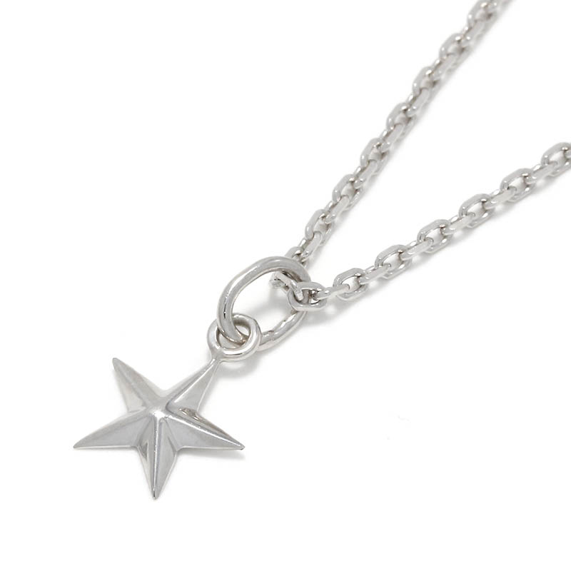 Small Star Charm - Silver