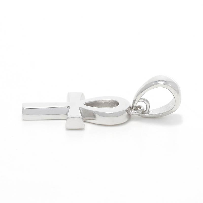 Ankh Pendant - Silver