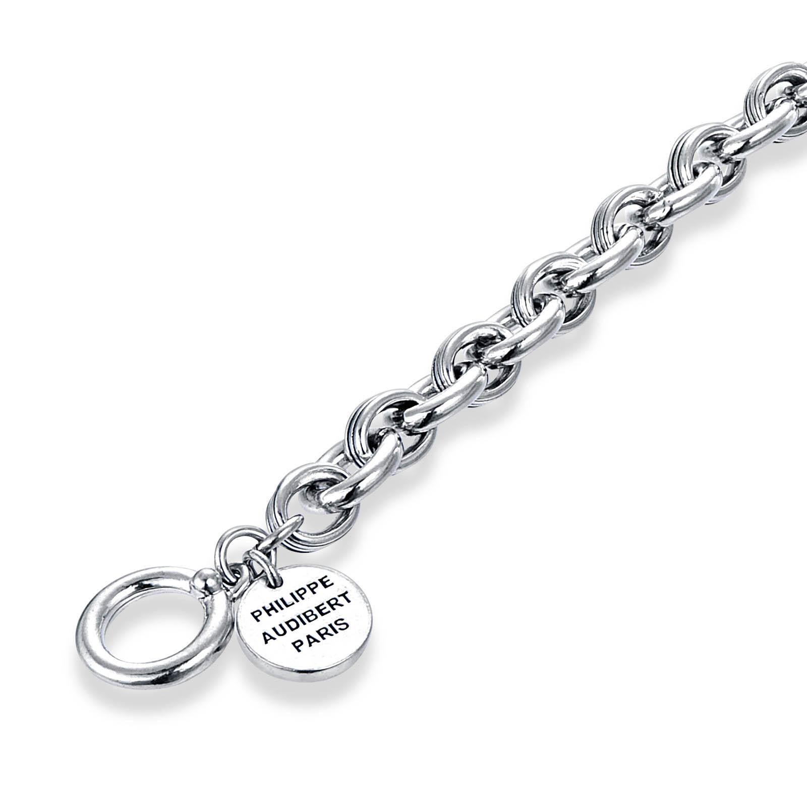 PHILIPPE AUDIBERT Chaine PSG Bracelet