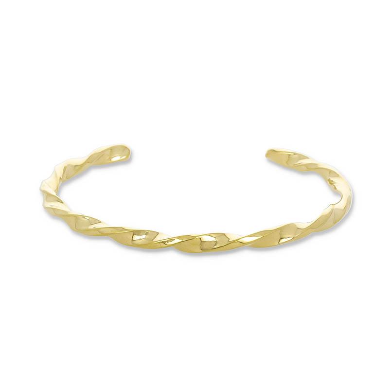 Dena Bracelet - Light Gold Color