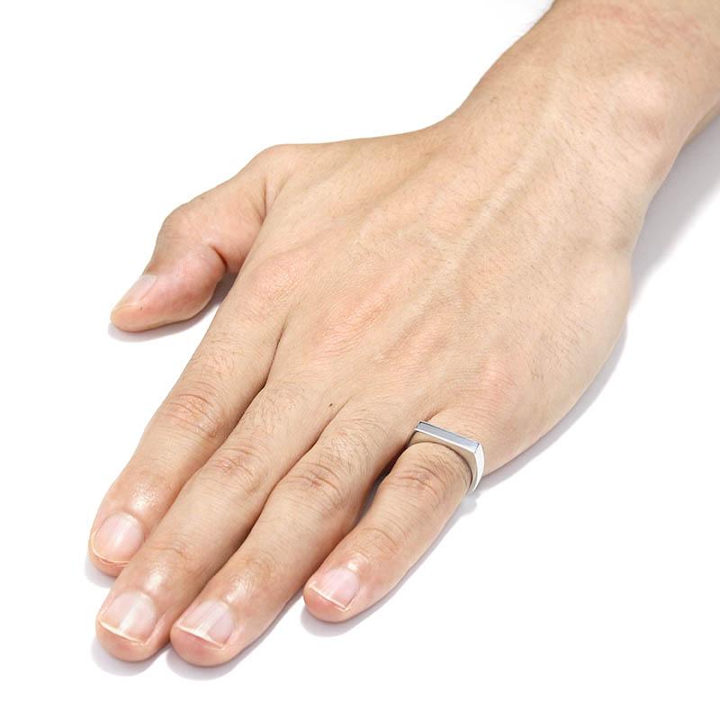 Slice Ring - Silver