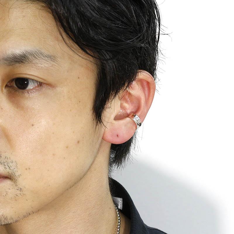 MOKUME Curvature Ear Cuff