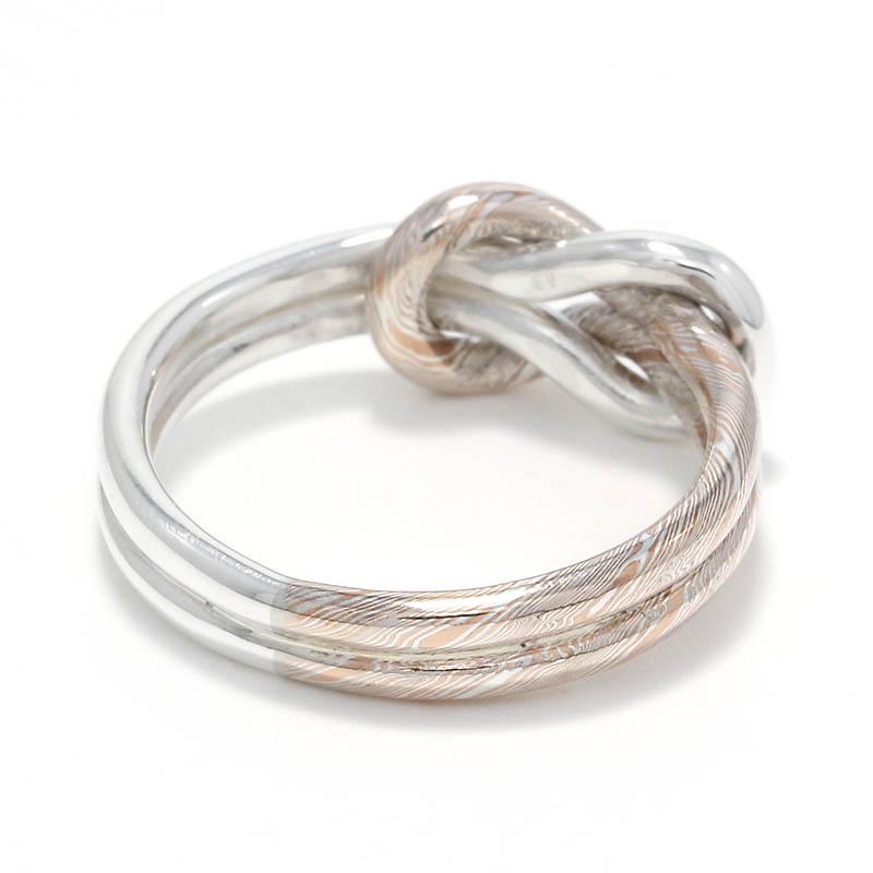 Eternal Knot Ring