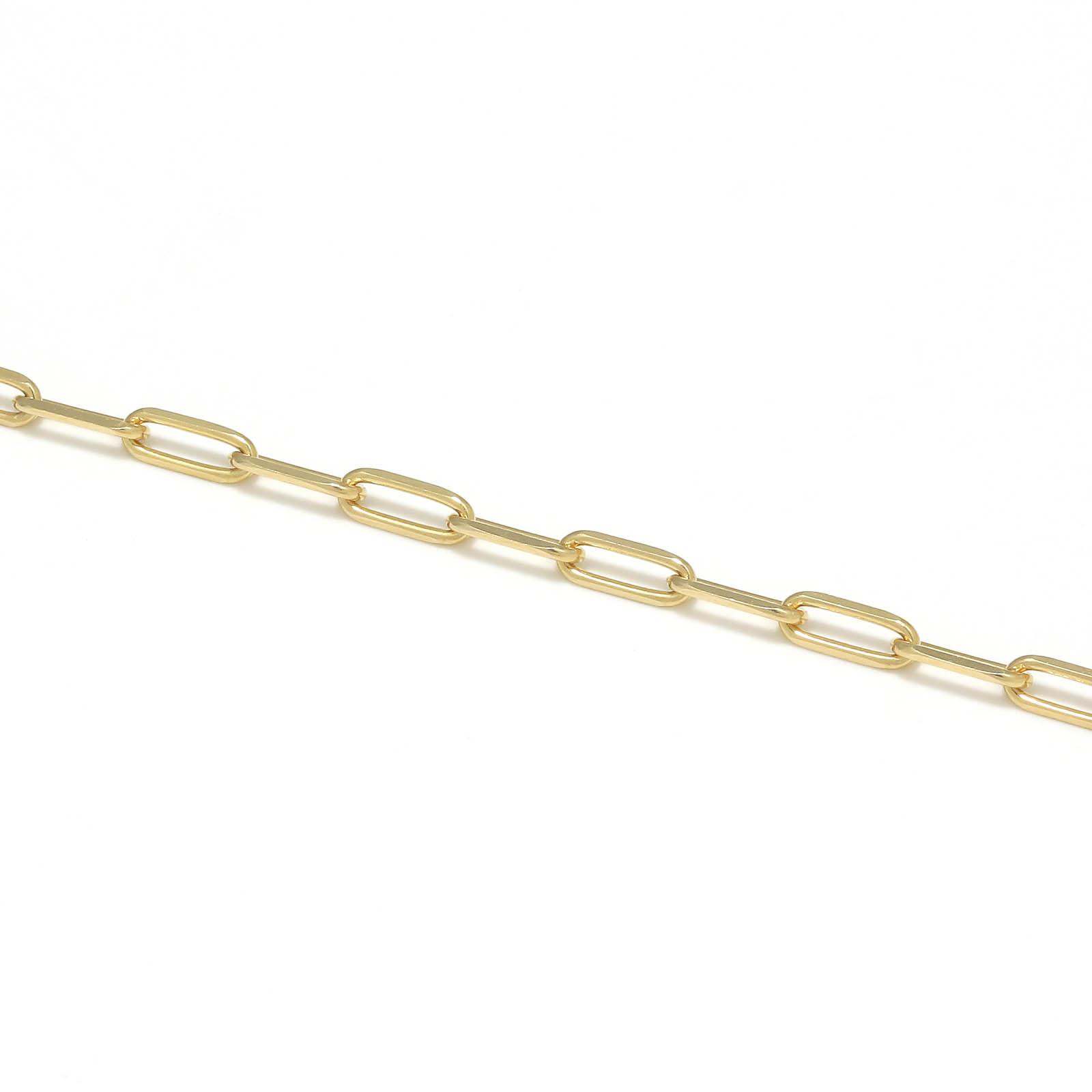 JUST GOOD Chain Bracelet - Anchor - GV