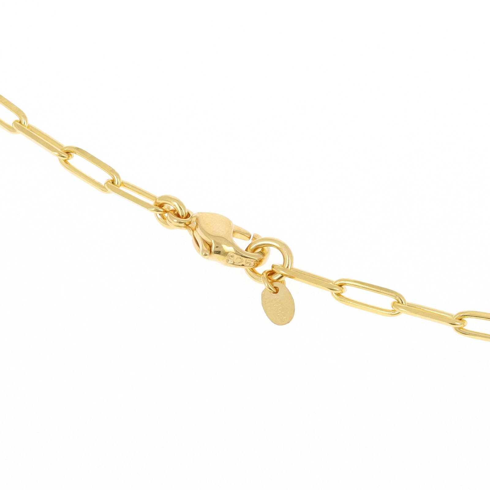 JUST GOOD Chain Necklace - Anchor - GV
