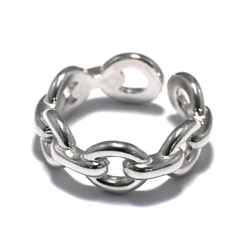 Just Good Chain Ring - Silver