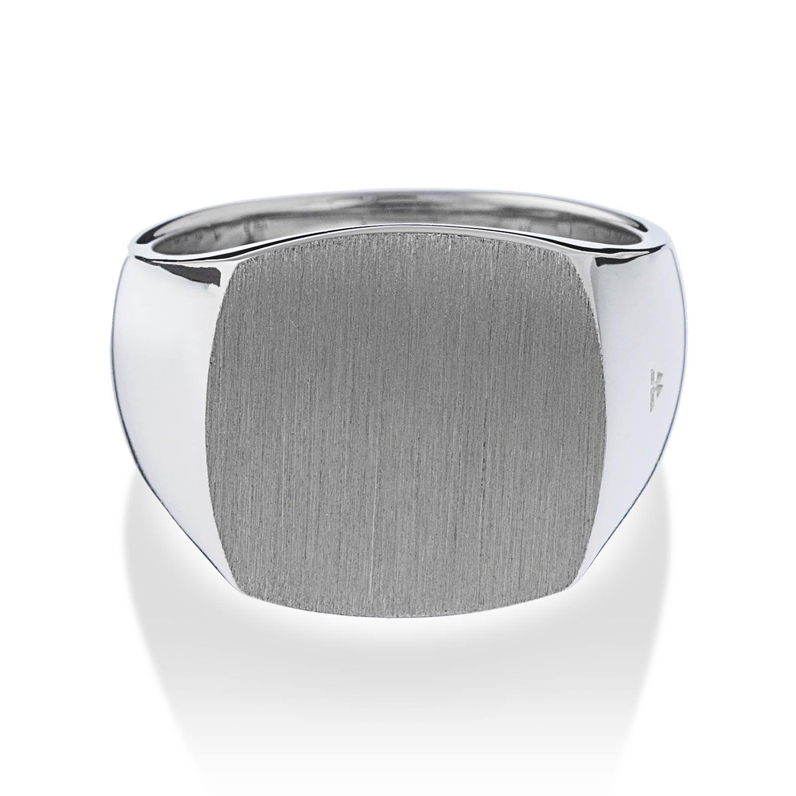 Cushion Satin Ring (M) Ring