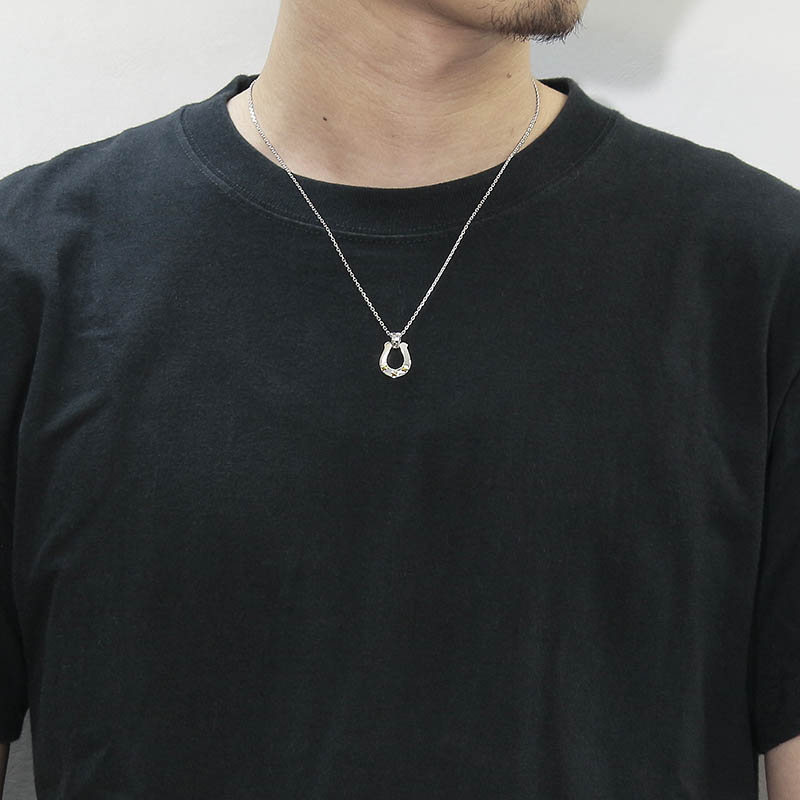 S.O.S fp恵比寿店・Web限定 Star Horseshoe Necklace