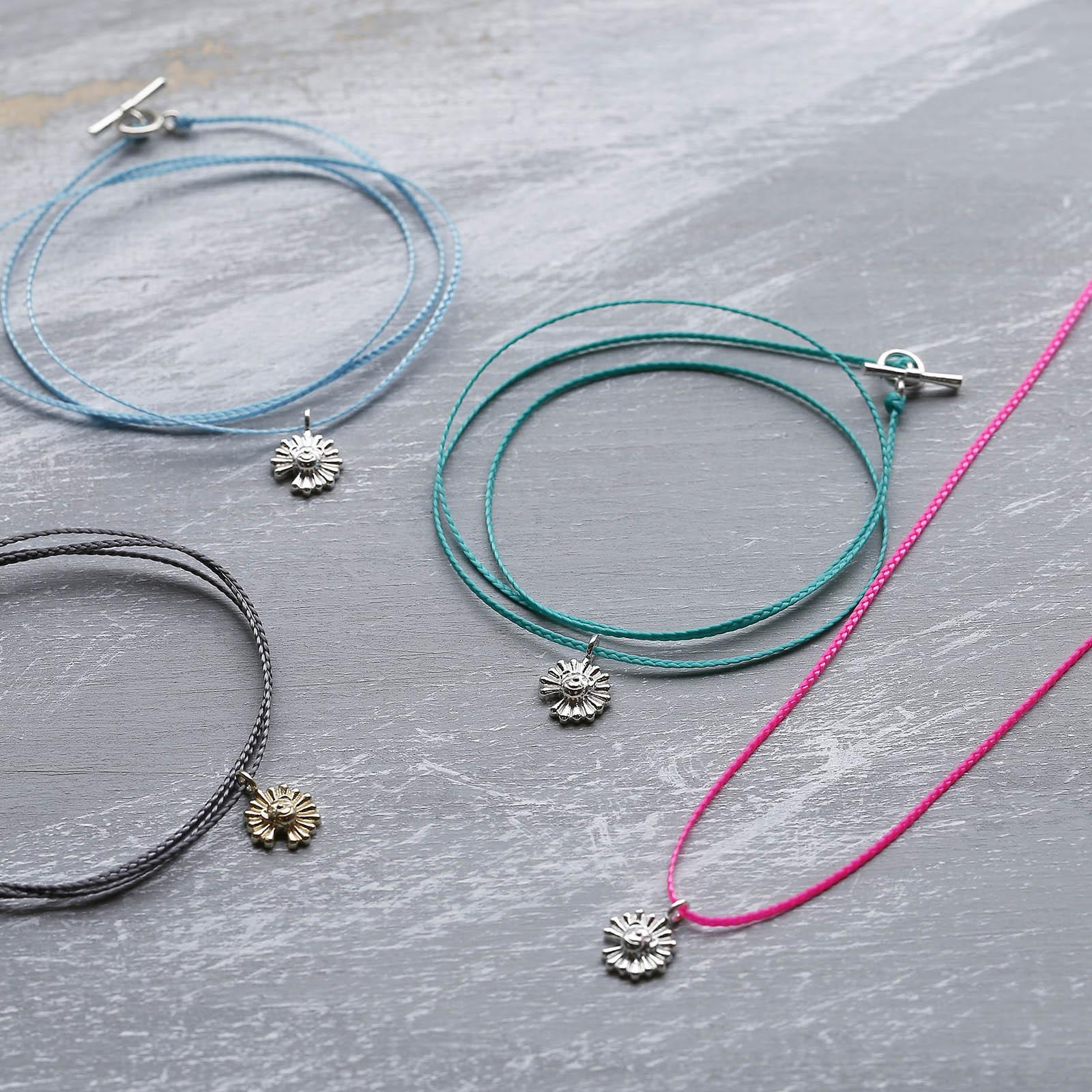 One Mile Jewelry Cord Necklace&Bracelet - SUNNYDDY -