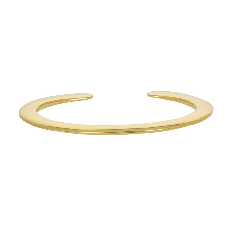 Horizon Bangle - Gold Plated