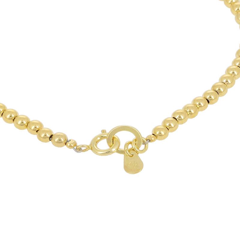 Narrow Beads Bracelet