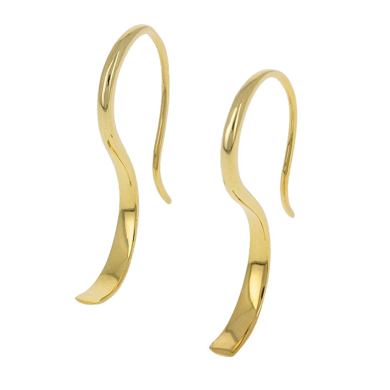 String Pierce - Gold Plated