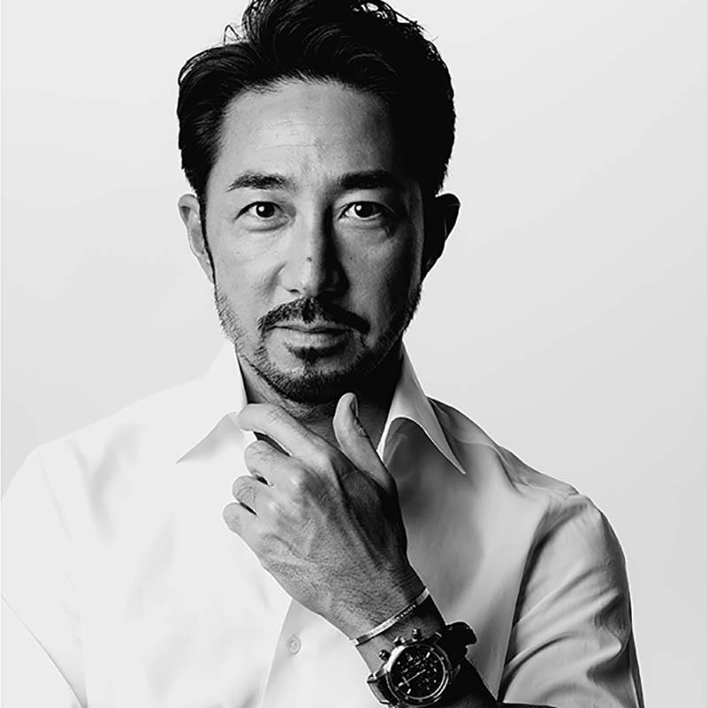 YOSHIMASA HOSHIBA × SYMPATHY OF SOUL Collaboration Bangle